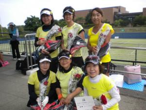 CDオープン1位トーナメント優勝 「ムーンライト」