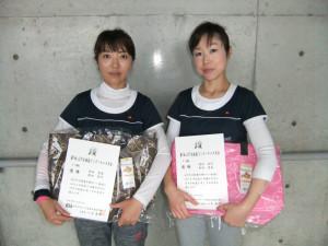 s2015ワンデー10日CD級優勝 本田・道田